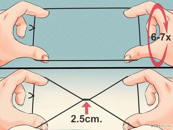 Comment s'épiler au fil: 7 étapes (avec des photos)