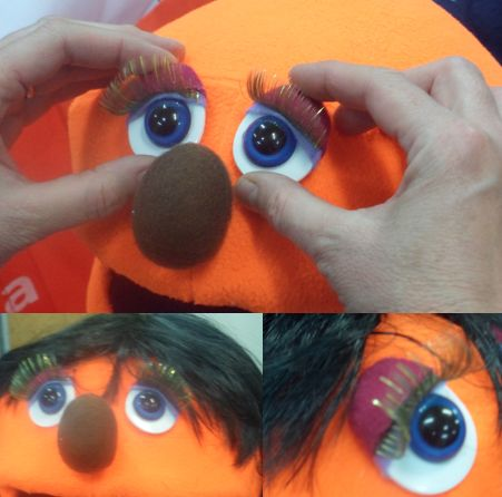 The Whiteboard Witch: Puppet Making