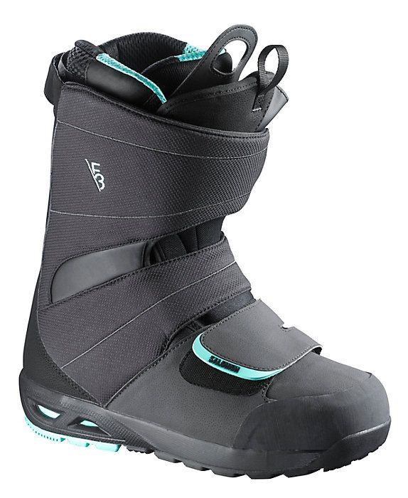 Salomon F3.0 Snowboard Boot - Men's Snowboard Boots - Winter 2015/2016 - Christy Sports