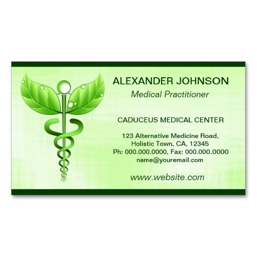 299 Best Natural Therapy Business Cards Images On Pinterest