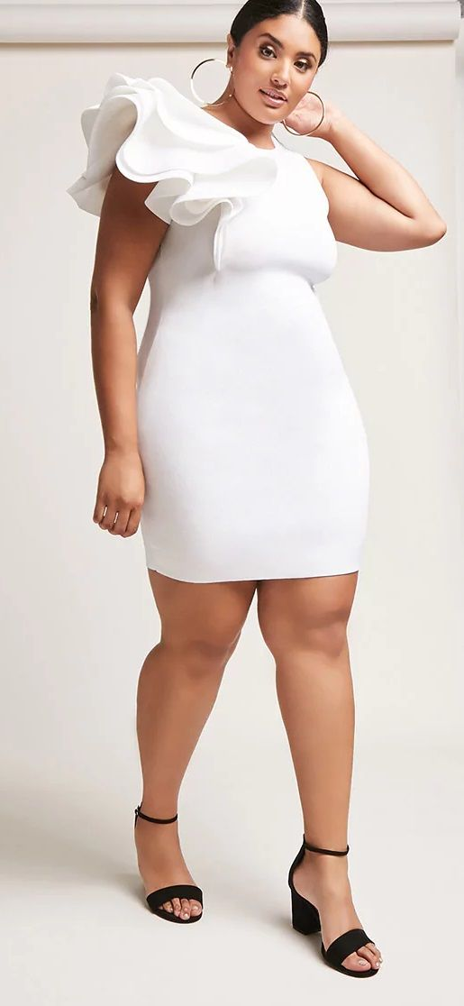 412 Best All White Party Images On Pinterest Plus Size Clothing