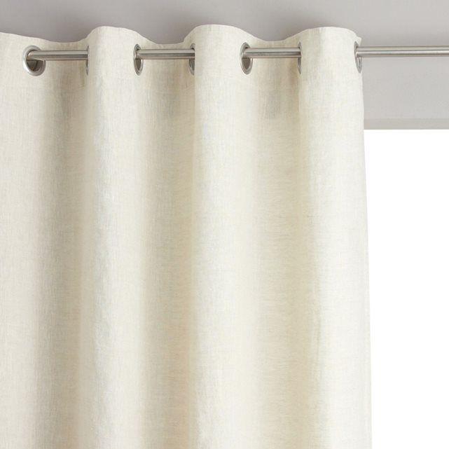 les 25 meilleures id es de la cat gorie rideau lin lav. Black Bedroom Furniture Sets. Home Design Ideas