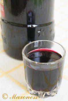 Старинный рецепт наливки из чёрной смородины