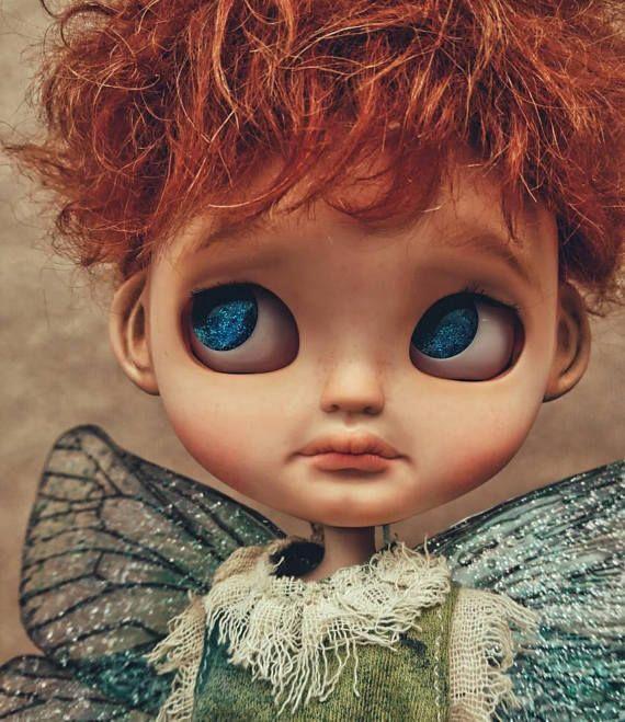 Guarda questo articolo nel mio negozio Etsy https://www.etsy.com/it/listing/556904687/ooak-customed-icy-doll-fiorenze