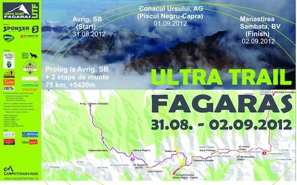 Ultra Trail @ Fagaras