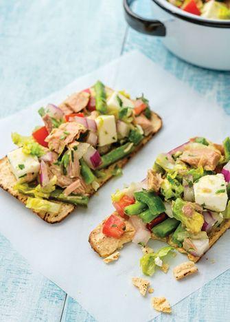 En pascua no debe faltar rico ceviche de atún; la preparación es sencilla y su sabor es deliciosos, además de que los ingredientes son fáciles de conseguir.