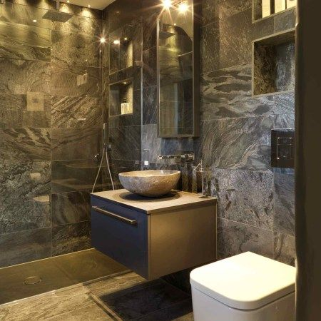 Bathroom in a Cotswold home