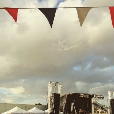 Wild About Melbourne : International Street Food Festival - The Cat Empire
