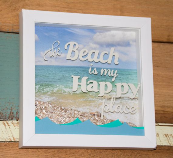 Beach Theme Home Decor Shadow Box Beach Gift: 17 Best Ideas About Beach Shadow Boxes On Pinterest