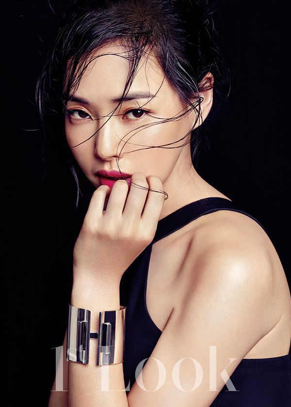 """The Real Beauty"" Honey Lee for 1st Look Magazine Vol.84. Photographed by Hong Jang Hyun"
