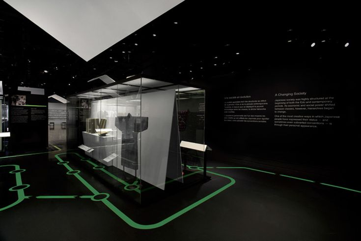 nendo: exhibition design for the canadian museum of civilization