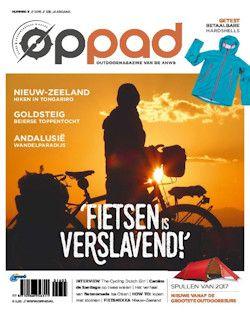 Proefabonnement: 3x Op Pad € 10,-: Op Pad is het tijdschrift voor actieve vakantiegangers. Het blad biedt inspirerende reisverhalen en objectieve materiaaltests.