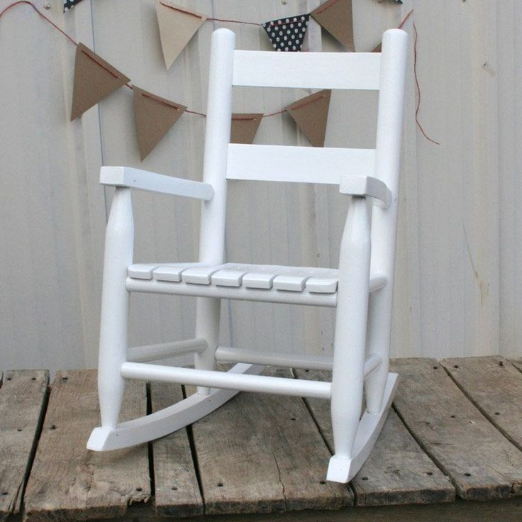 Have to have it. Dixie Seating Child's Rocking Chair - $79 @hayneedle