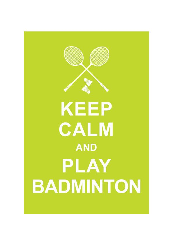 Keep Calm and Play Badminton! Playing this sport for almost 12yrs. :) i still know how to smash and do the kill, its been 4months since i last played! #varsityrocks