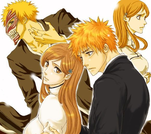 43 Best Images About Bleach On Pinterest