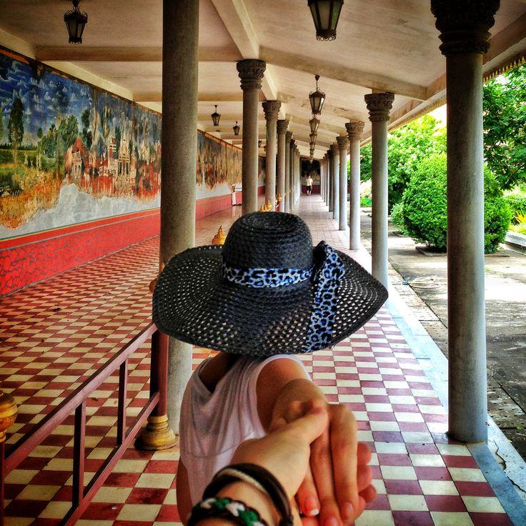 #Followmeto Cambodia by Jamie Hill #travel #iPhone