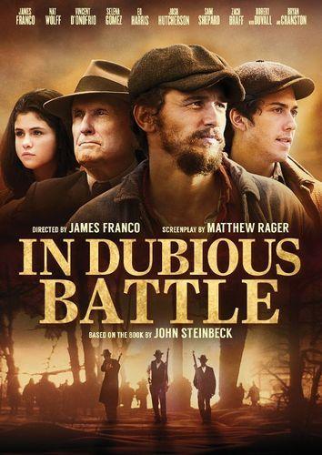 In Dubious Battle [DVD] [2016]