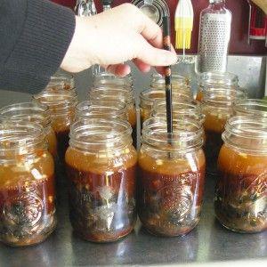 Canned Barbecue Beans (El Pollo Loco BBQ Black Beans clone)
