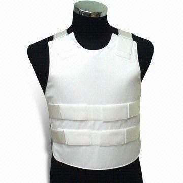 Cleaning a Kevlar Vest: 1- make sure all Kevlar plates are removed; 2- set water on hottest setting, add 1 cup white vinegar, and wash on longest cycle; 3- in hot water and longest cycle again, add half cup of baking soda; 4- air dry on hanger
