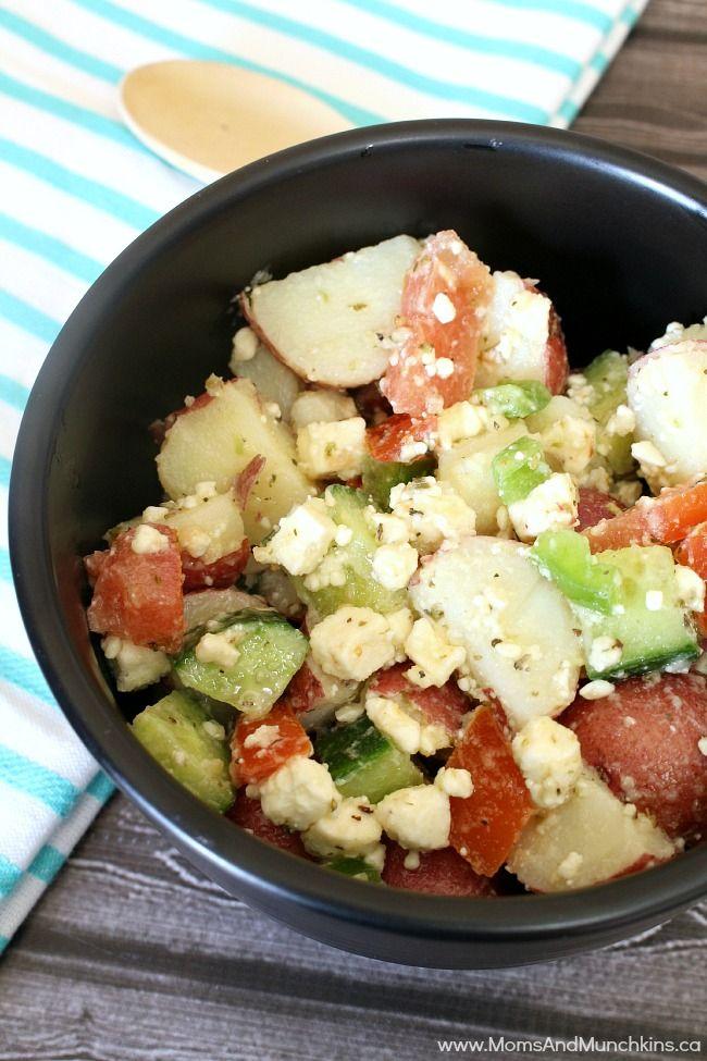 10+ ideas about Greek Potato Salads on Pinterest | Healthy ...