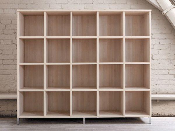 Δημιουργήστε αποθηκευτικό χώρο ικανό να καλύψει κάθε ανάγκη