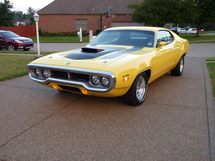 1970 Roadrunner For Sale Craigslist >> 1972 Plymouth Road Runner 340 Pictures to Pin on Pinterest - PinsDaddy