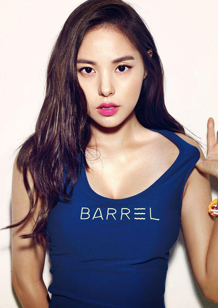 Min Hyo Rin - Barrel CF
