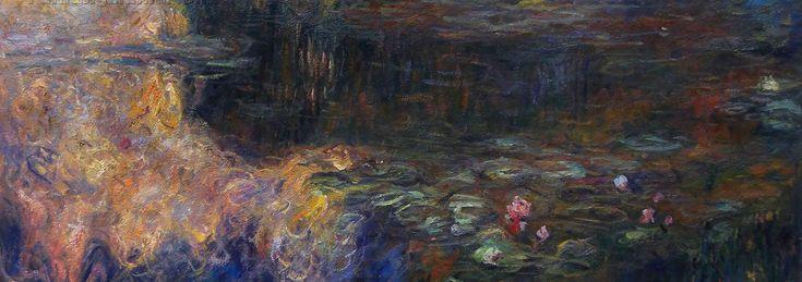 Claude Monet   Nymphéas / Water Lilies / Le ninfee   Painting series   Tutt'Art@