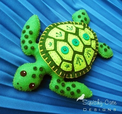 I want to make this! I was thinking on giving it to Gigi with a squeaker in it but maybe to one of the kids instead.