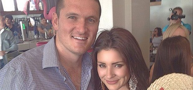 Fights over work split Graeme Smith and Morgan Deane