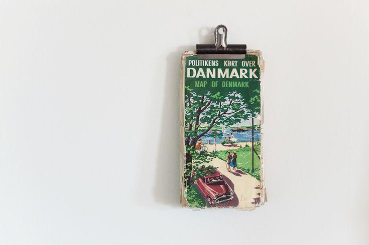 danmark & a bulldog clip