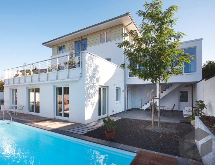 57 besten stadtvillen villa modern und verspielt bilder auf pinterest. Black Bedroom Furniture Sets. Home Design Ideas