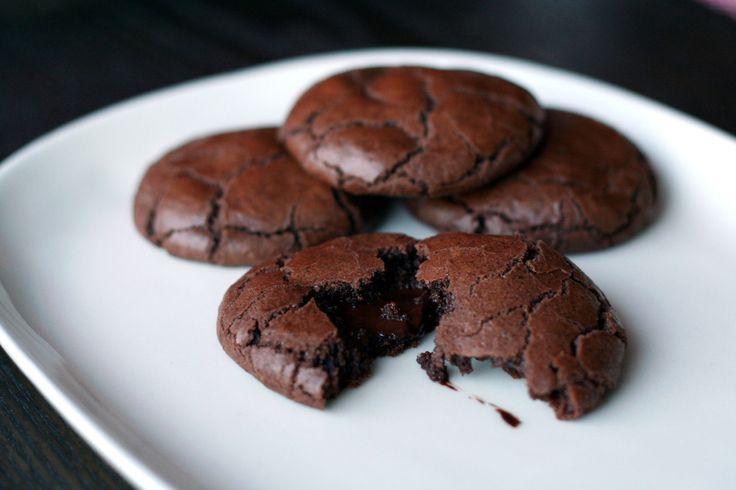 Red Wine Chocolate Cookies (vegan)