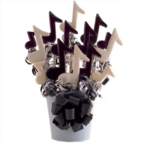 Music Themed Centerpieces and Decor $49.99