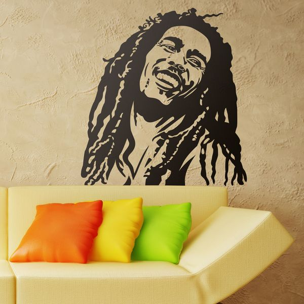 **Bob Marley** Living With A Legend. ▻▻More Fantastic Accessories · Bob  MarleyWall StickersWall ... Part 85