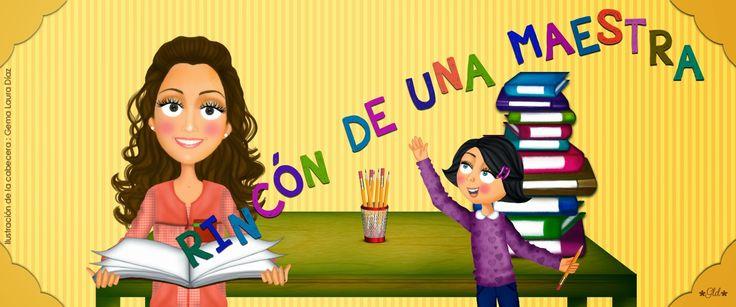 Rincón de una maestra: ¡El blog estrena cabecera!