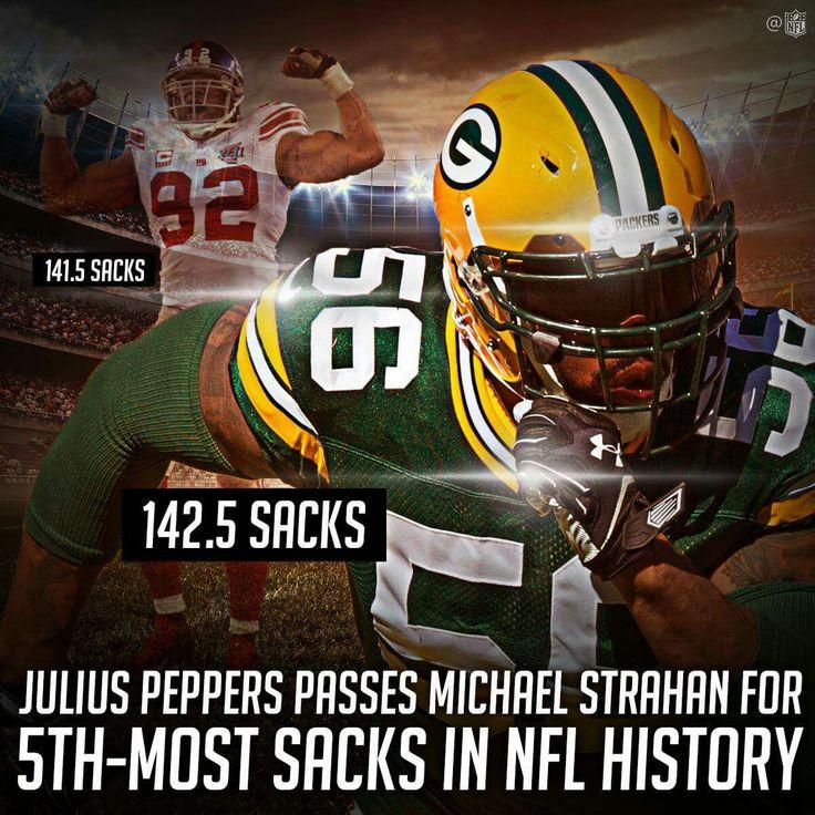 Congratulations Julius Peppers