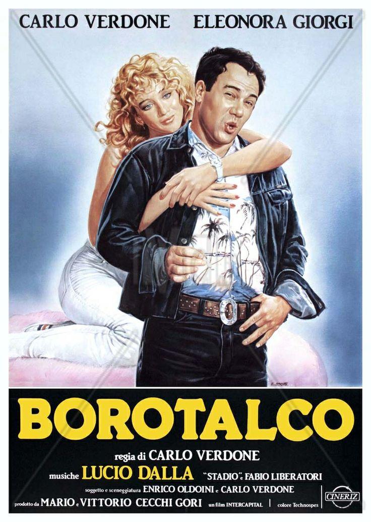 Borotalco by Carlo Verdone