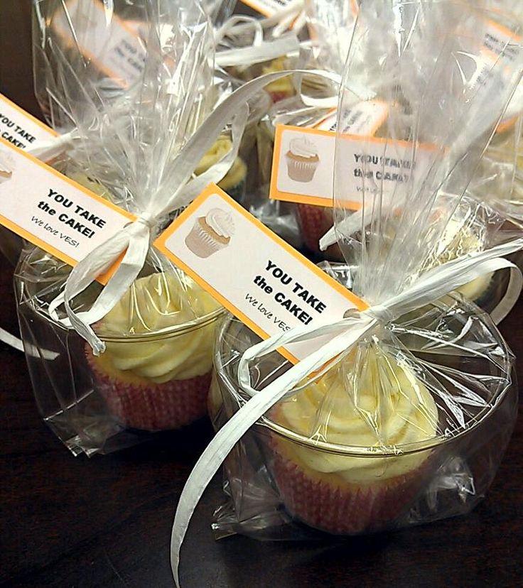 Cupcakes for teacher appreciation week