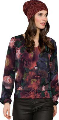 Geisha GT5681 Top Blouse top met bloemenprint