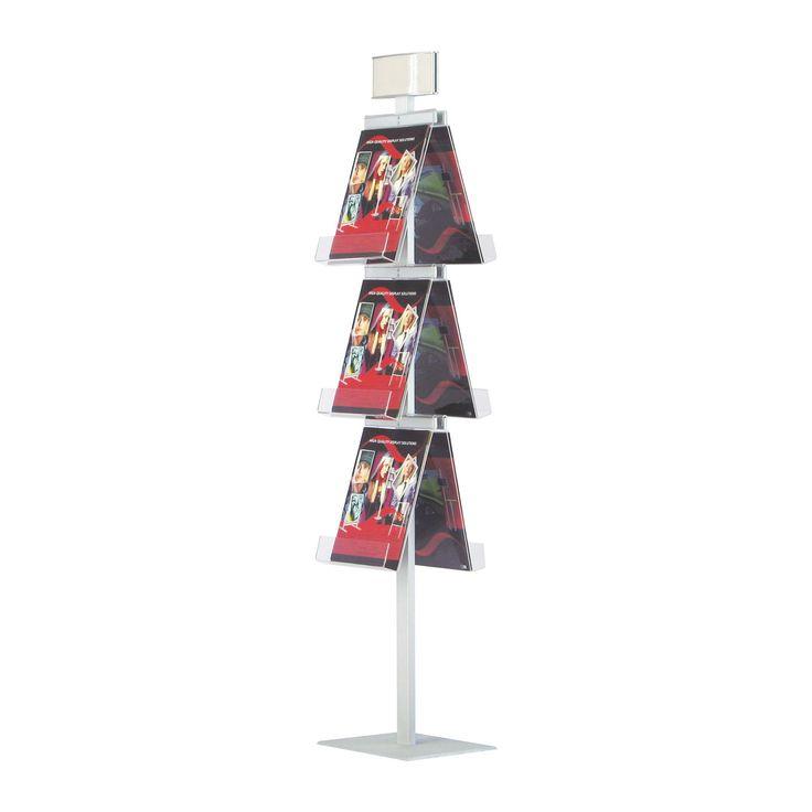 Piramit Broşür Standı http://ores.com.tr/v3/urunler/brosur-standlari/piramit-brosur-standi/