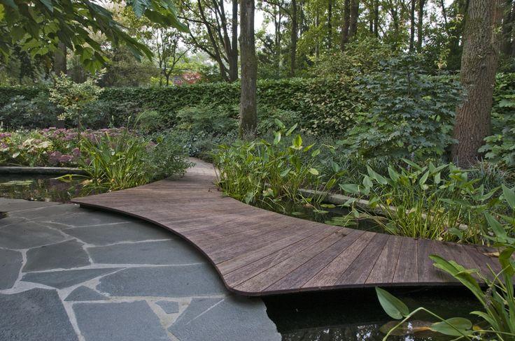 Meer dan 1000 afbeeldingen over tuinbestrating en paden op pinterest - Terras rand idee ...