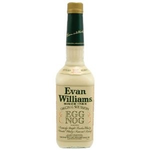 Evan Williams Eggnog ....in moose mugs from Christmas Vacation.....now that's the holidays.....