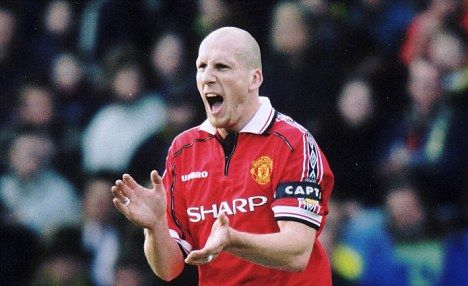 jaap stam manchester united - Google Search