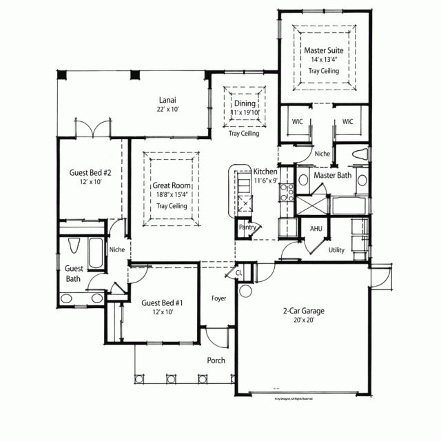 17 best images about house plans under 1800 sq ft on for 1800 sf home plans