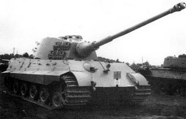 "Panzer VI Ausf.B ""Tigr II"""