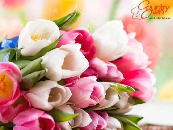 #Flowers are words even a baby can understand. Send Flowers for the loved ones and express your words.To send, flowers online check out our website countryoven.com for all your #flowerdelivery needs.