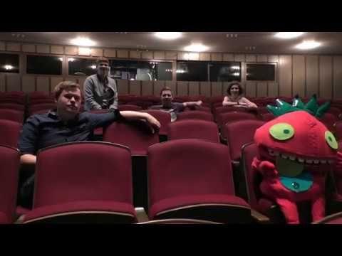 Vorhang auf für Dietz und Sophia!  Was ist eigentlich THEATER-HAUTNAH? Was machen die Theaterpädagogen? Es gibt einige Fragen auf die wir eine Antwort geben möchten.  From: Theater Osnabrück  #Theaterkompass #TV #Video #Vorschau #Trailer #Theater #Theatre #Schauspiel #Clips #Trailershow