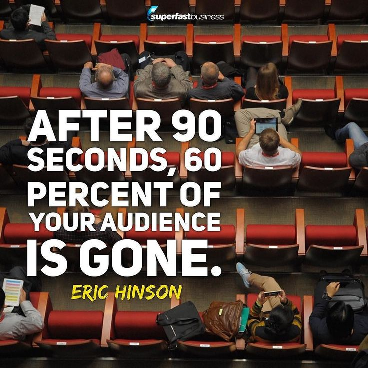 Everyone will stick around for a short video. Eric Hinson talks marketing and story on the blog.  Get more sharp business tips by subscribing to the #SuperFastBusinessPodcast  SuperFastBusiness #strategy mindset