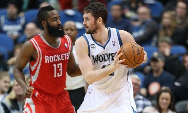 Houston Rockets vs Minnesota Timberwolves Target Center NBA Live